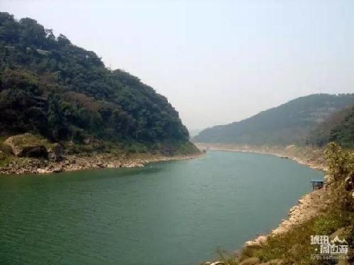 合川八大风景图