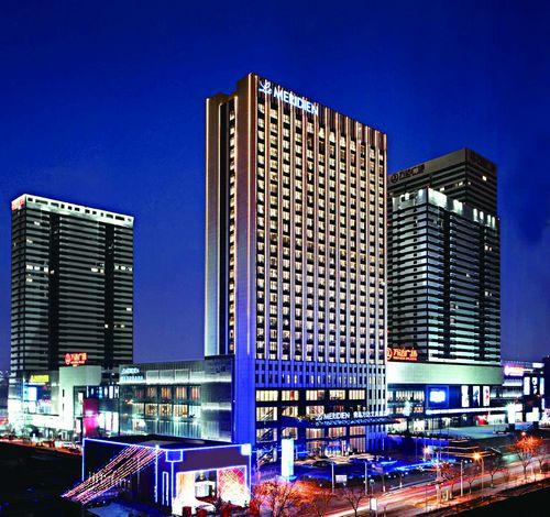 青岛万达艾美酒店获绿色旅游饭店(金叶级)--2